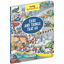 look and find;richard scarry;where's waldo;wimmelbook