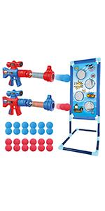 Popper Guns Shooting Games