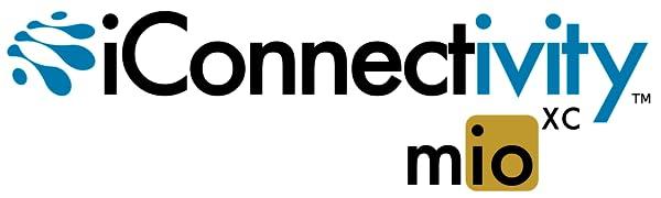 iconnectivity mio xc logo