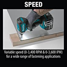 speed variable speed fast drilling fastening