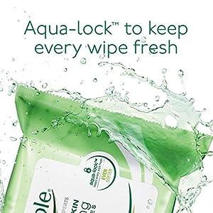 Aqua-lock to keep every wipe fresh