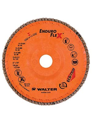 Silicon-Carbide Pack of 25 7//8 Arbor 10200 rpm Walter Surface Technologies 11G062 ZIP TiTAN Cutoff Wheel for Titanium and Brass 3//64 Thick Type 1 Round Hole Grit A-36 6 Diameter 6 Diameter 7//8 Arbor 3//64 Thick