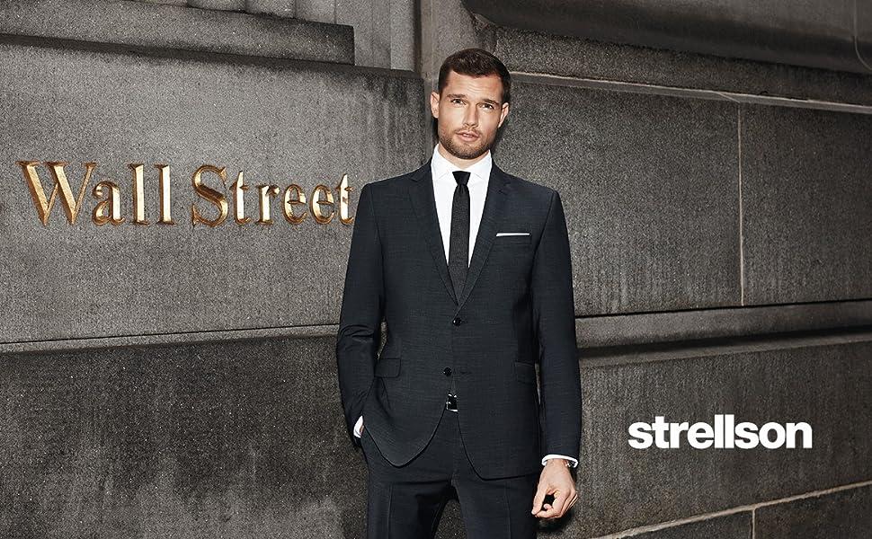 Strellson Suit Anzug Baukasten Mix Match Business Businessanzug
