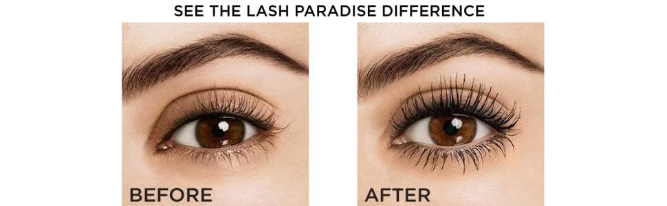 loreal mascara, best mascara, lash paradise, best mascara, too faced better than