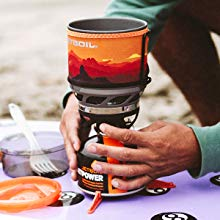 backpacking camping jetboil jet boil