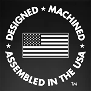 Leupold products machined designed and assembled in the USA
