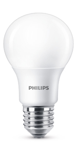 Philips LED Lampe warmglow équivalent 40 W, E27, Blanc Chaud