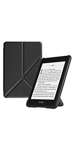 all-new kindle paperwhite 10th generation 2018 case cover sleeve stand charger screen protector