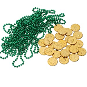 10//Sh The Beistle Company 33905 1 count Leprechaun//Shamrock Clings Party Accessory