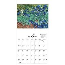 カレンダー2020 名画と暮らす12ヶ月 ゴッホ