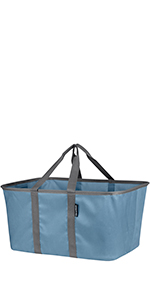 Collapsible Laundry Basket Tote