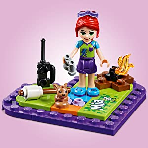 LEGO Friends - Caja Corazón de Mia, divertido set de construcción coleccionable para guardar tus cosas (41358): LEGO: Amazon.es: Juguetes y juegos