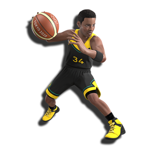 オリンピック 日本代表 バスケットボール バスケ ジャンプシュート レイアップ 簡単操作
