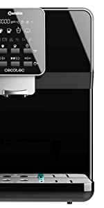 Cecotec Cafetera Megautomática Power Matic-ccino 7000 Touch Serie ...