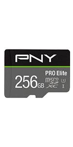Amazon.com: PNY U3 Pro Elite MicroSD Card - 512GB - (P ...