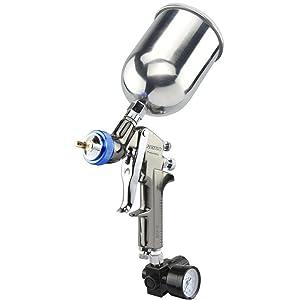 Neiko 31215a Hvlp Gravity Feed Air Spray Gun 1 7 Mm
