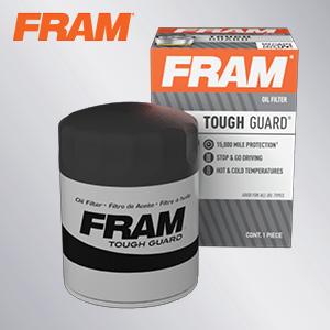 FRAM Tough Guard