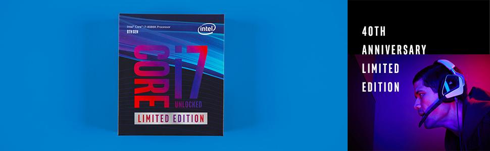 Intel BX80684I78086K i7 8086K