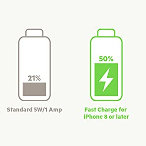 fast charge for iPhone
