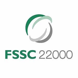 FSSC 22000 Certified