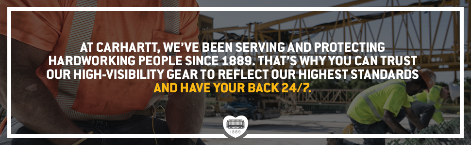 carhartt, hi, vis, visibility, clothing, construction, shirt, jackets, work