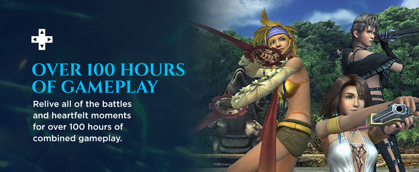 Gameplay, 100 hours