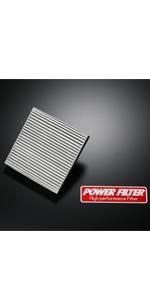 POWER FILTER カーボンキャビンフィルター PM2.5 対応 仕様 CFT-S8 B01N21Y7L3