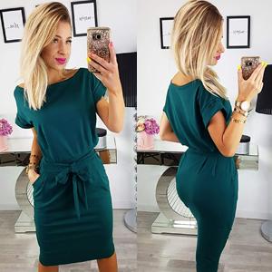 short sleeve dresses for women