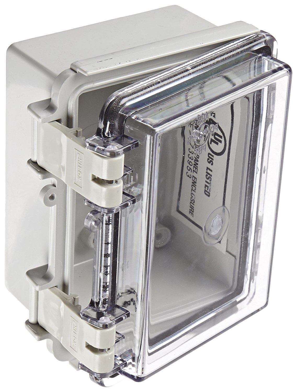 Bud Industries Nbf 32416 Plastic Outdoor Nema Economy Box