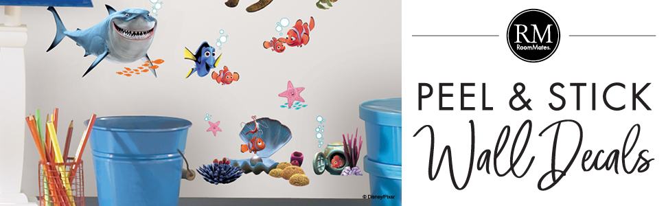 peel and stick wall decals image