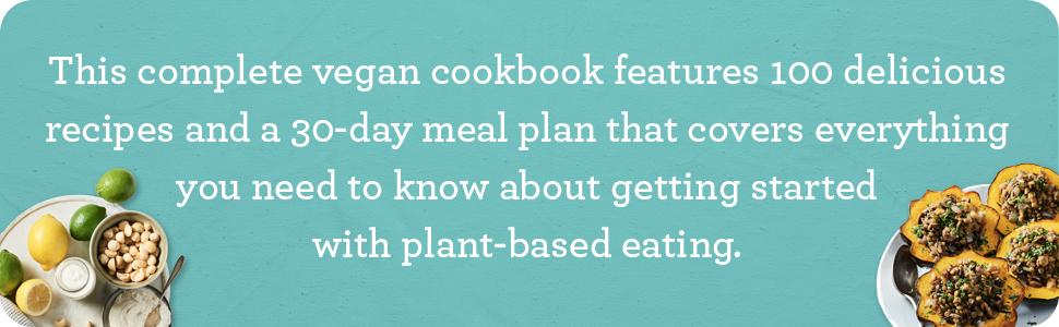 vegan cookbooks, easy vegan cookbooks for beginners, vegan cookbook, plant based cookbook