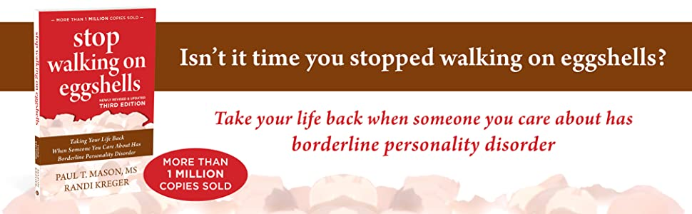 Take your life back when someone you care about has borderline personality disorder