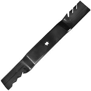 """Oregon 96-215 23-7//8/"""" G3 Gator Blade Hustler 72/"""" Cutting Decks 601929X 604164X"""