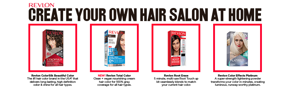 revlon hair color; hair color; hair colors; revlon