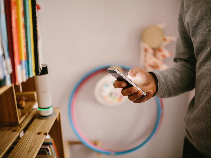 Bosch Smart Home Indoor Camera