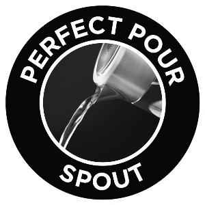 perfect pour spout