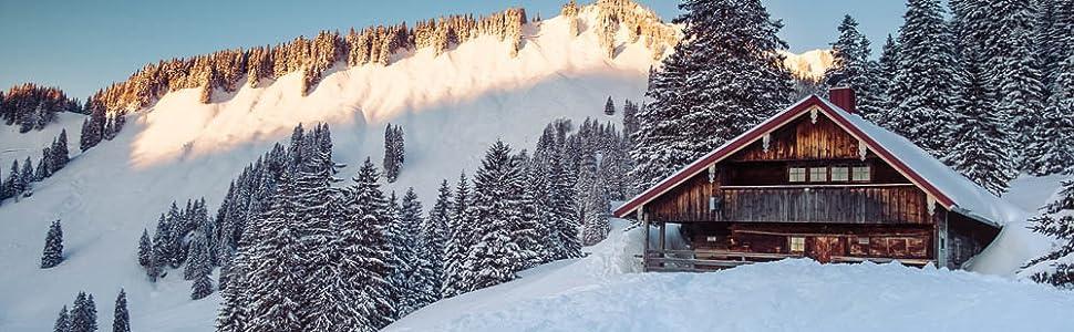 Weihnachten in den Bergen: Inspiration und Rezepte für die