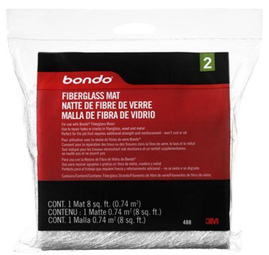 Magic Cloth Canadian Tire: Amazon.com: Bondo 488 Fiberglass Mat: Automotive