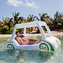 Golf Cart Pool Float by FUNBOY
