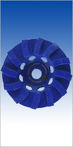 High Density Mercer Industries 267036 Zirconia Flap Disc Grit 36 10 Pack Type 27 4 x 5//8