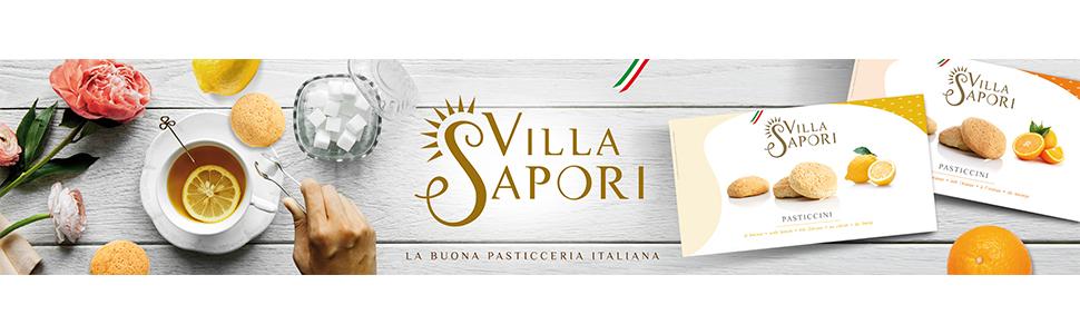 Banner pasticcini