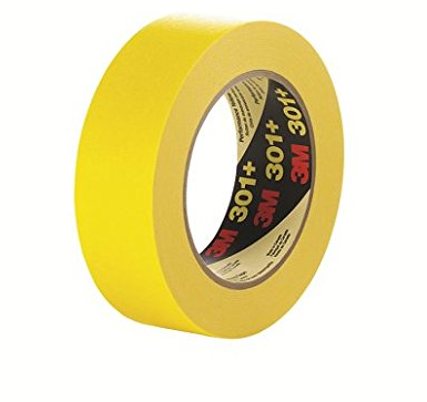 3m 301 Circle 6 000 Quot 100 Performance Masking Tape 3m 301