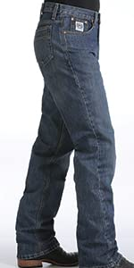 SALE Cinch Carter 2.2 Mid-Rise Relaxed Boot Cut Jeans MB71934003