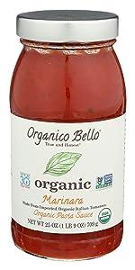 marinara pasta spaghetti tomato sauce organic whole 30 italian