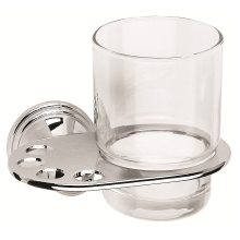 Westminster tumbler and holder