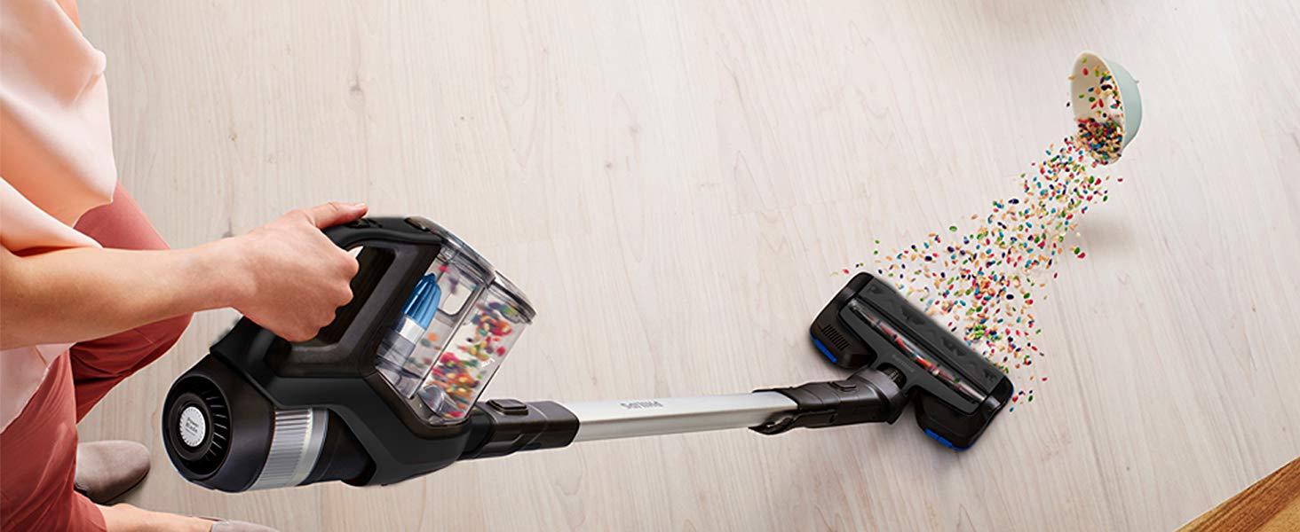 Philips SpeedPro Max FC6802/01 - Aspiradora sin cable, 18 V, 38 ...