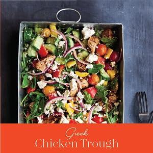 chicken trough