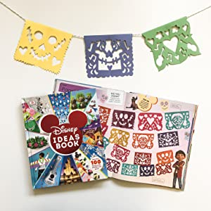 Disney Ideas Book More Than 100 Disney Crafts Activities And