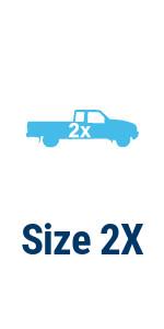 Size 2X
