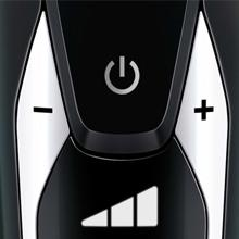 electric razor, electric shaver, gift for man, close clean shave, digital shaver